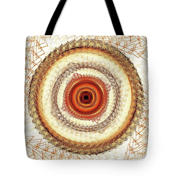 Internal Target Tote Bag by Anastasiya Malakhova
