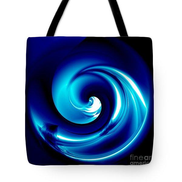 Internal Wave Tote Bag