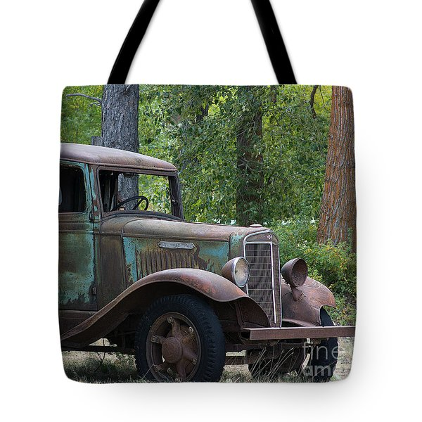 International At Cle Elum Tote Bag