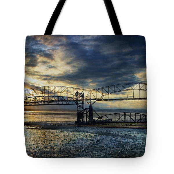 International Blues Tote Bag