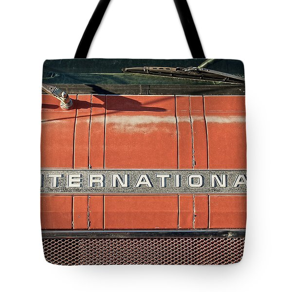International Tote Bag by Britt Runyon