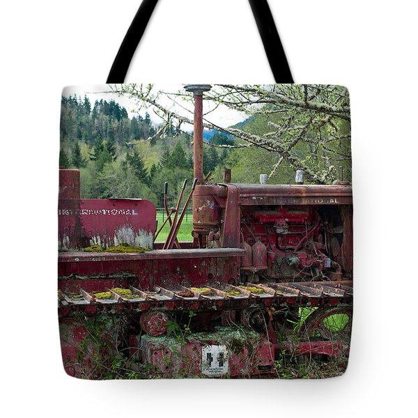 International Harvester Tote Bag by Tikvah's Hope