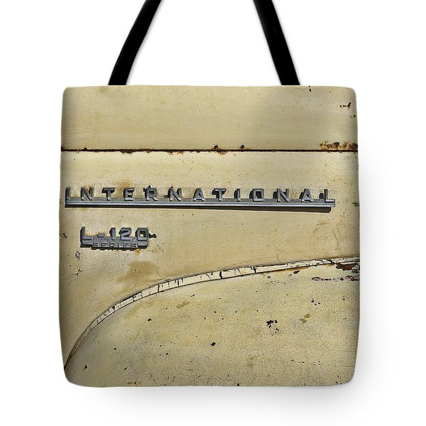 International L-120 Series Tote Bag