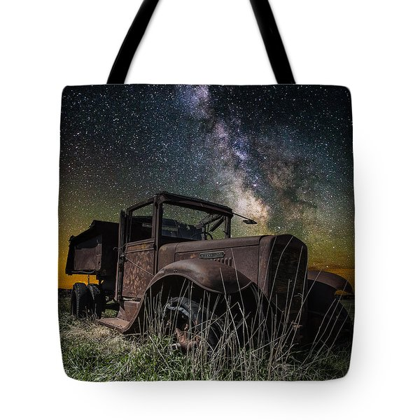 International Milky Way Tote Bag