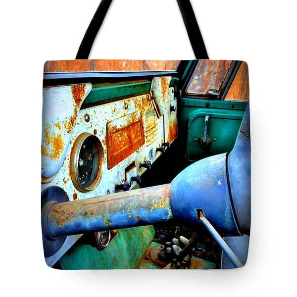 International Scout Interior Tote Bag