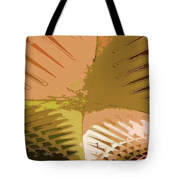 Intersection Tote Bag by Julio Lopez
