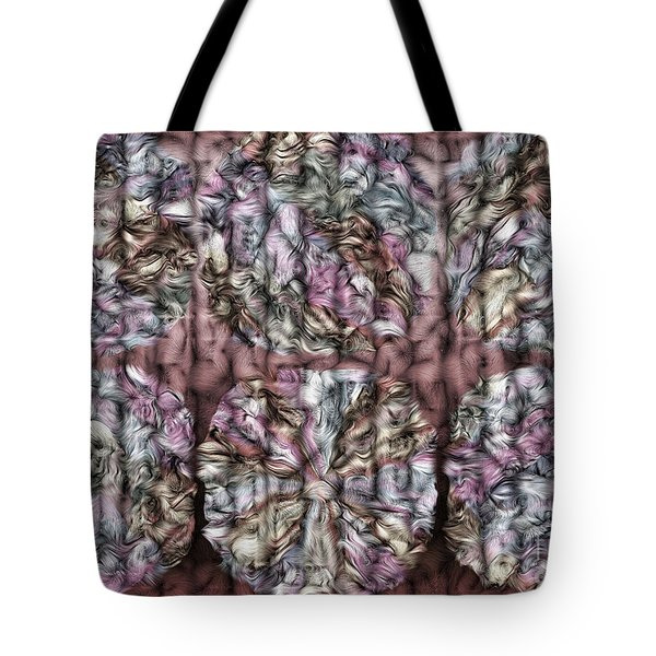 Interwine Tote Bag by Mo T