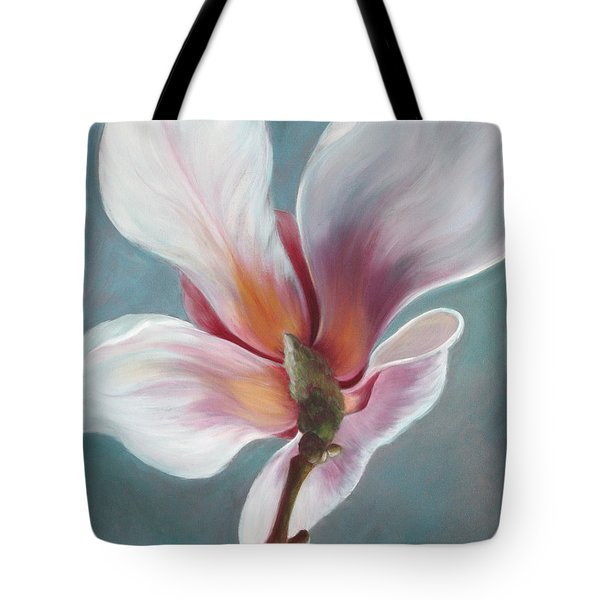 Tote Bag featuring the painting Intimate Apparel by Sandi Whetzel