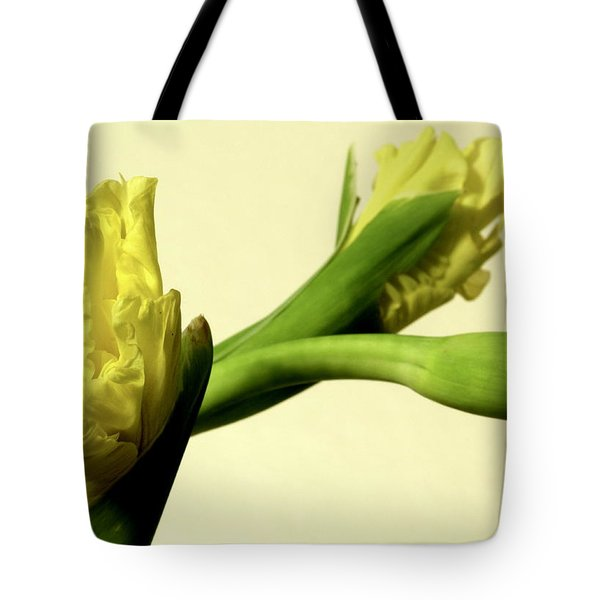 Intimate Unfurling Tote Bag