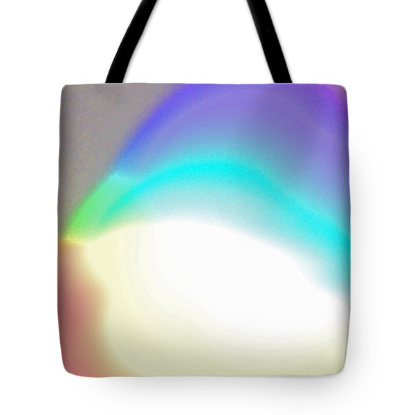 Into One Tote Bag by First Star Art