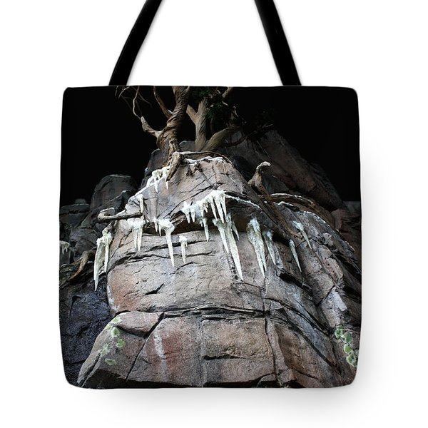 Into The Darkness Tote Bag
