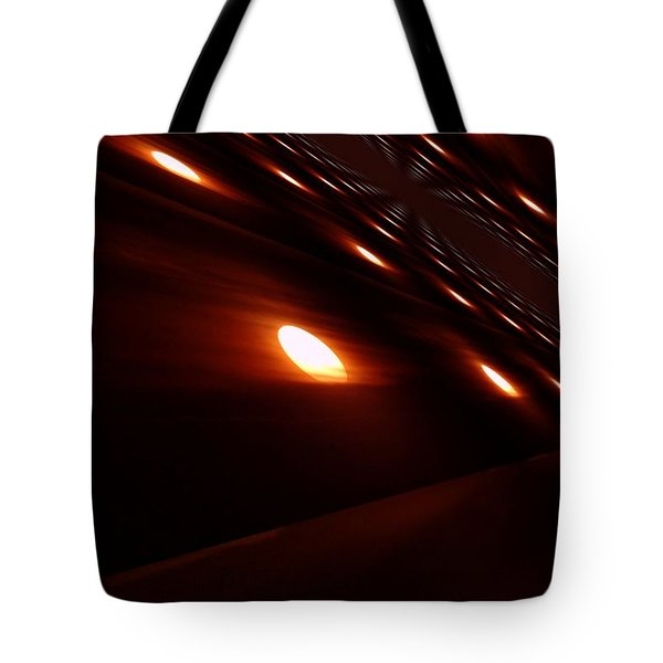 Into The Death Star Tote Bag by Jeff Swan