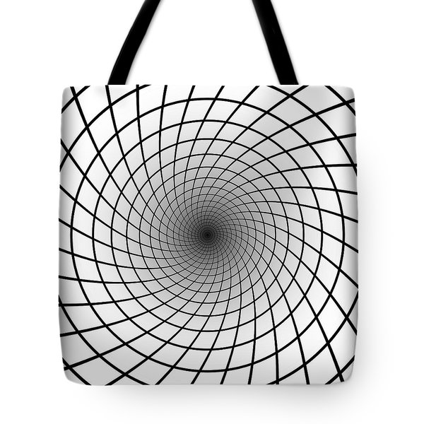 Into The Einstein - Rosen Bridge Tote Bag