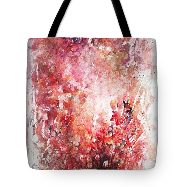 Into The Enchantment Tote Bag by Rachel Christine Nowicki
