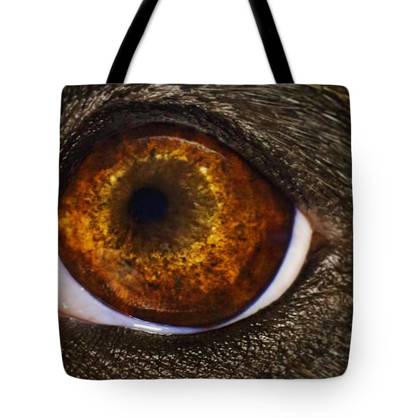Into The Eye Of The Pit Tote Bag