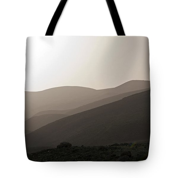 Into The Israel Desert - 1 Tote Bag