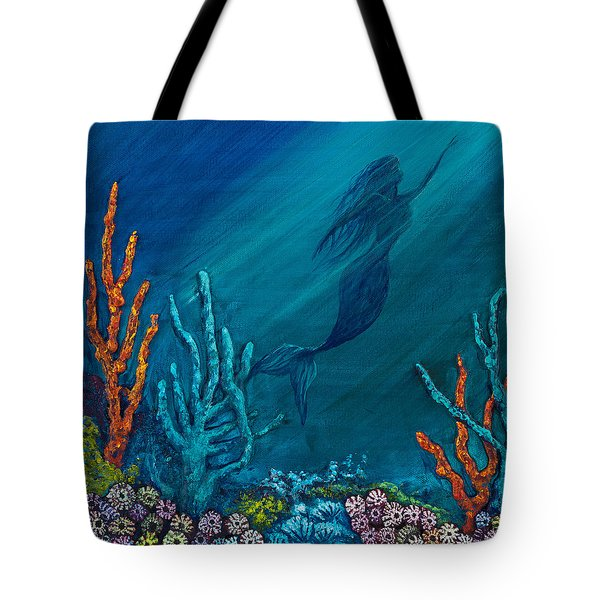 Into The Light Tote Bag by Darice Machel McGuire