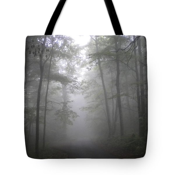 Tote Bag featuring the photograph Into The Light by Diannah Lynch