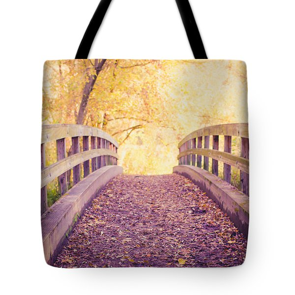 Into The Light Tote Bag