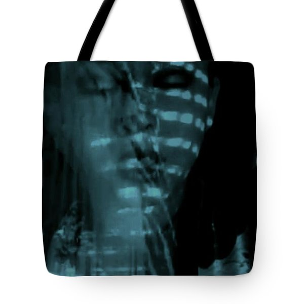 Tote Bag featuring the photograph Into The Lull  by Jessica Shelton
