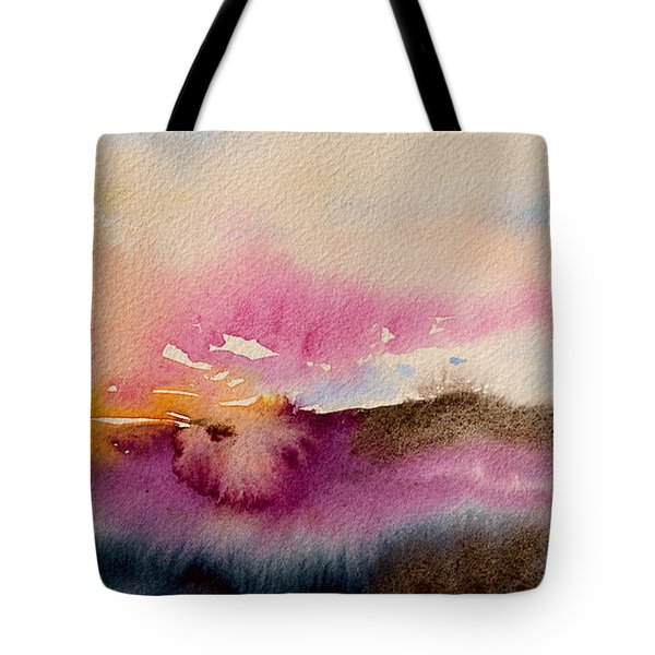 Into The Mist II Tote Bag