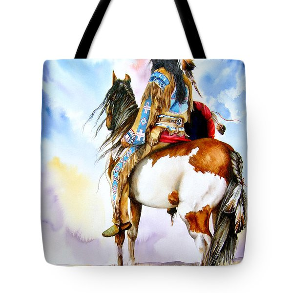 Into The Promised Land Tote Bag