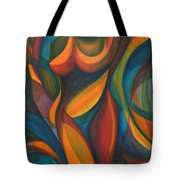 Into The Reeds Tote Bag