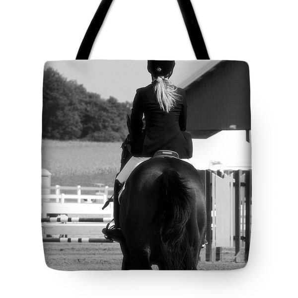 Into The Ring Tote Bag