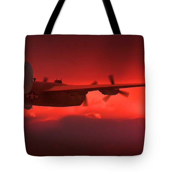 Into The Sun Tote Bag by Mike McGlothlen