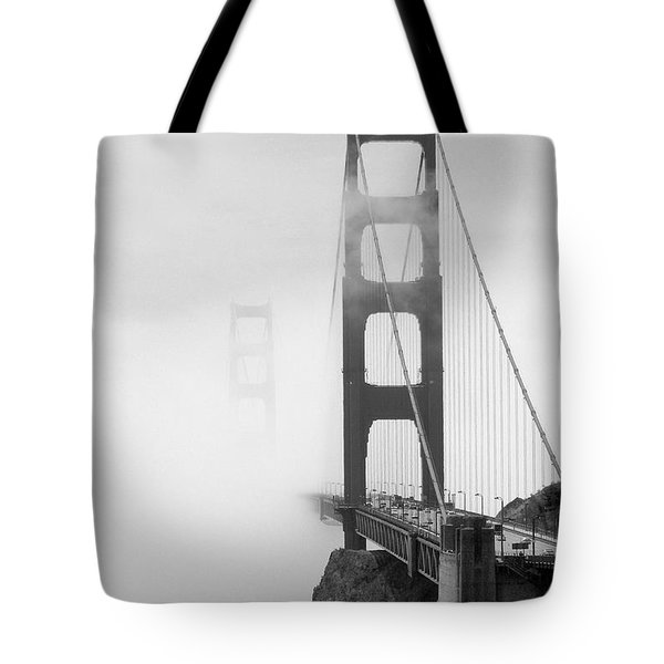 Into The Unknown Tote Bag by Mike McGlothlen