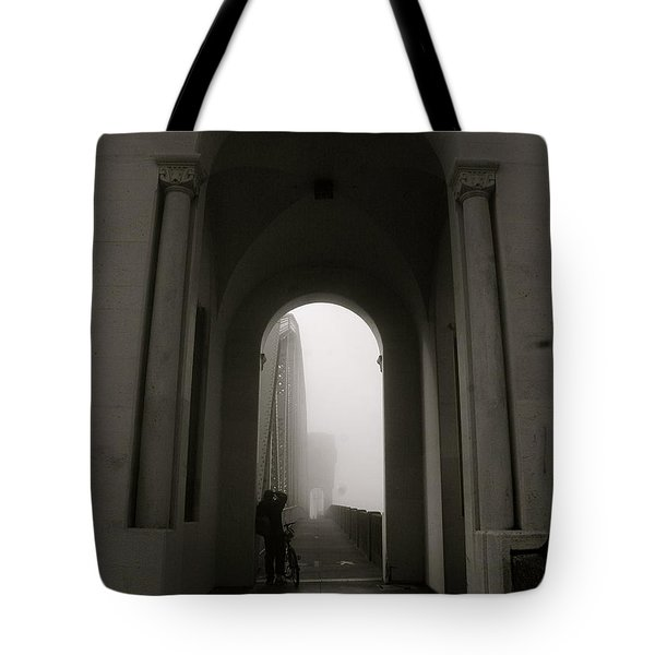 Into The Void 2 Tote Bag