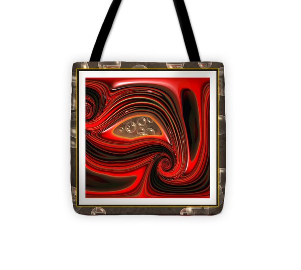 Introspection Tote Bag by Wendy J St Christopher