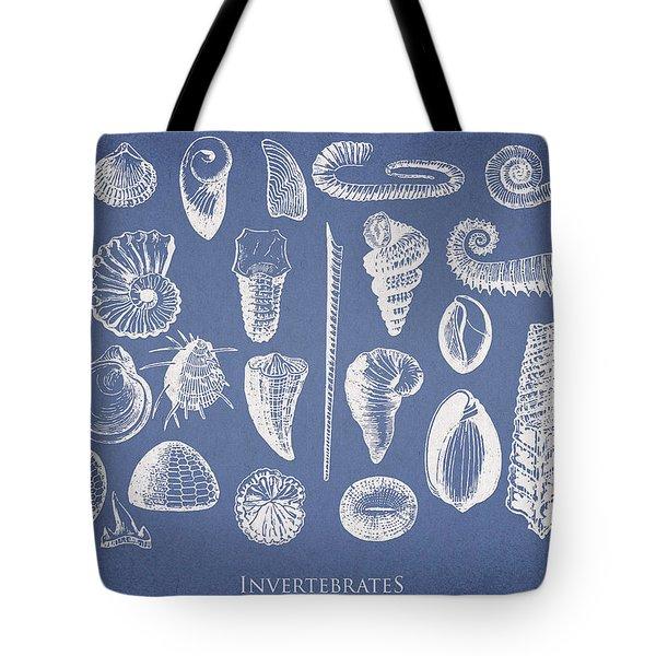 Invertebrates Tote Bag