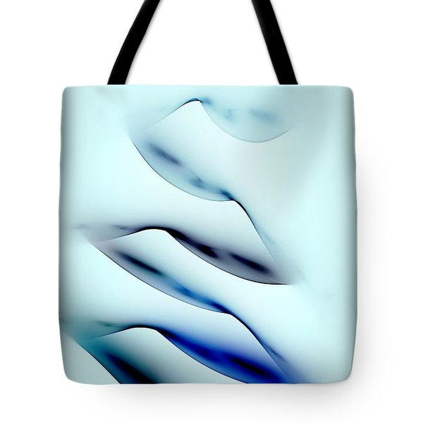 Tote Bag featuring the digital art Inverted Sc by Greg Moores