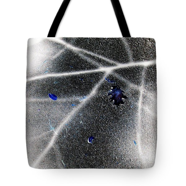 Tote Bag featuring the photograph Inverted Shadows by Shawna Rowe