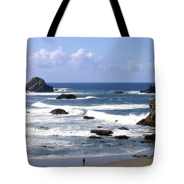Invigorating Sea Air Tote Bag