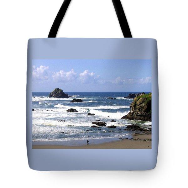 Invigorating Sea Air Tote Bag