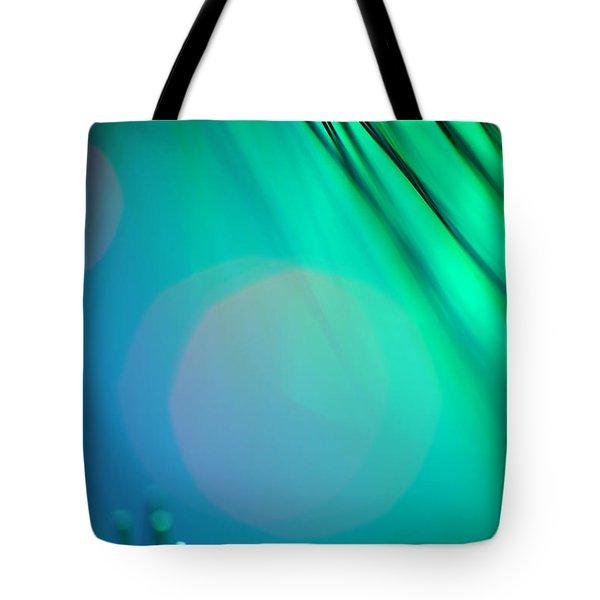 Invisible Sun Tote Bag