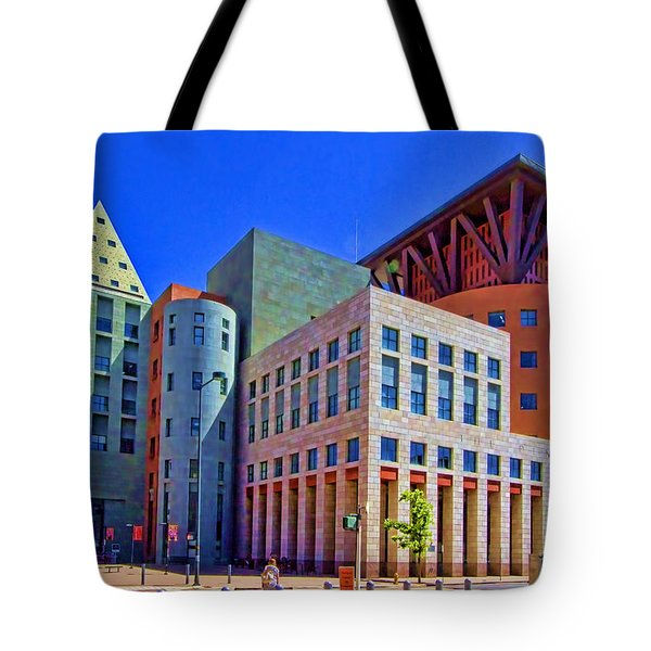 Invitation To Learn Tote Bag