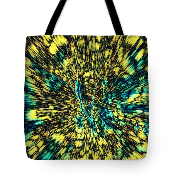 Deeper Attraction Tote Bag by Kellice Swaggerty