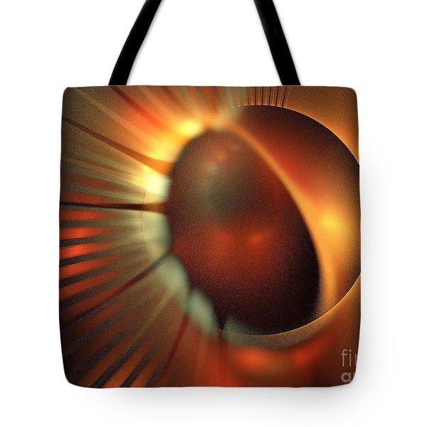 Iota Draconis Tote Bag by Kim Sy Ok