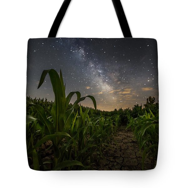 Iowa Corn Tote Bag