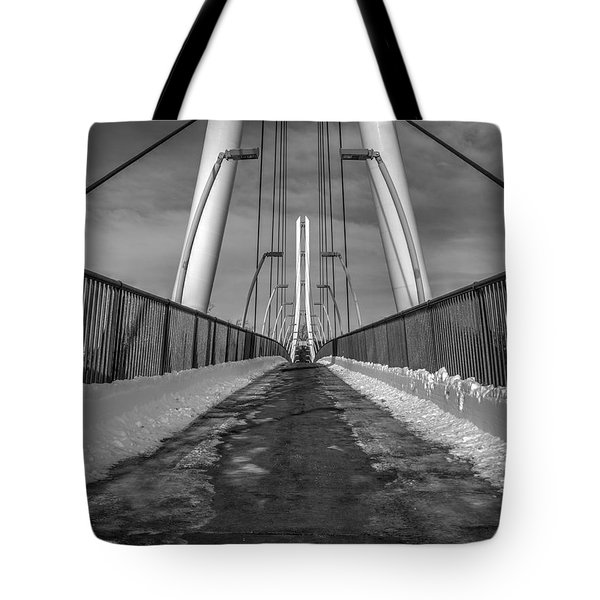 Ipfw Bridge Tote Bag