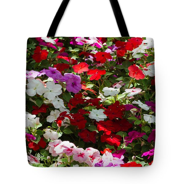 iPhone Case - Summer Carpet Tote Bag by Alexander Senin