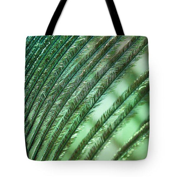 Iridescent Dreams Tote Bag by Lisa Knechtel