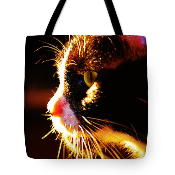 Irie Cat Tote Bag