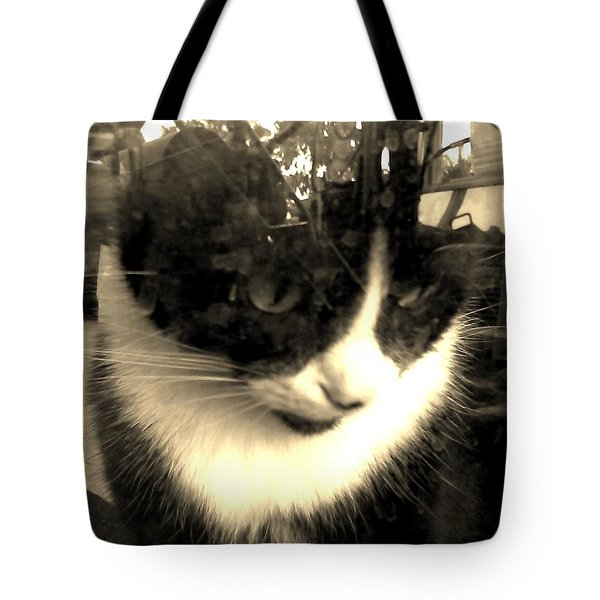 Irie Mechanical Tote Bag