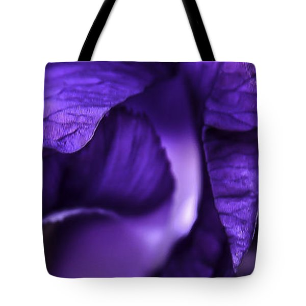 Iris-abstract-29 Tote Bag