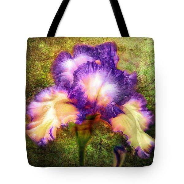 Iris Beauty Tote Bag