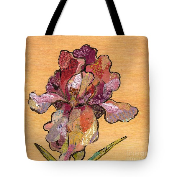 Iris II - Series II Tote Bag by Shadia Derbyshire